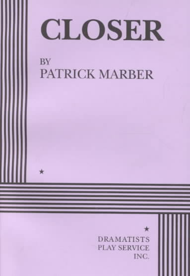 Closer By Marber, Patrick
